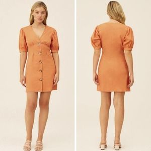 NEW The Fifth Label Apricot Jaime Dress